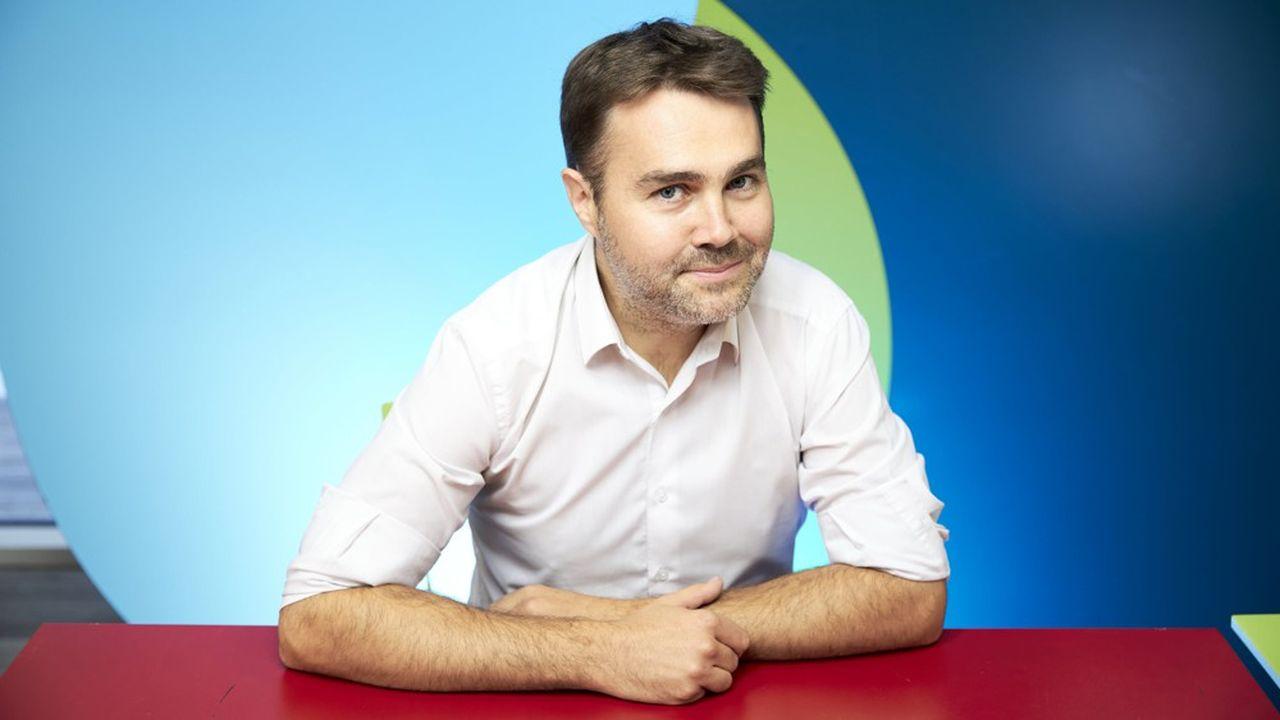 Frédéric Mazzella, PDG et fondateur de BlaBlaCar.