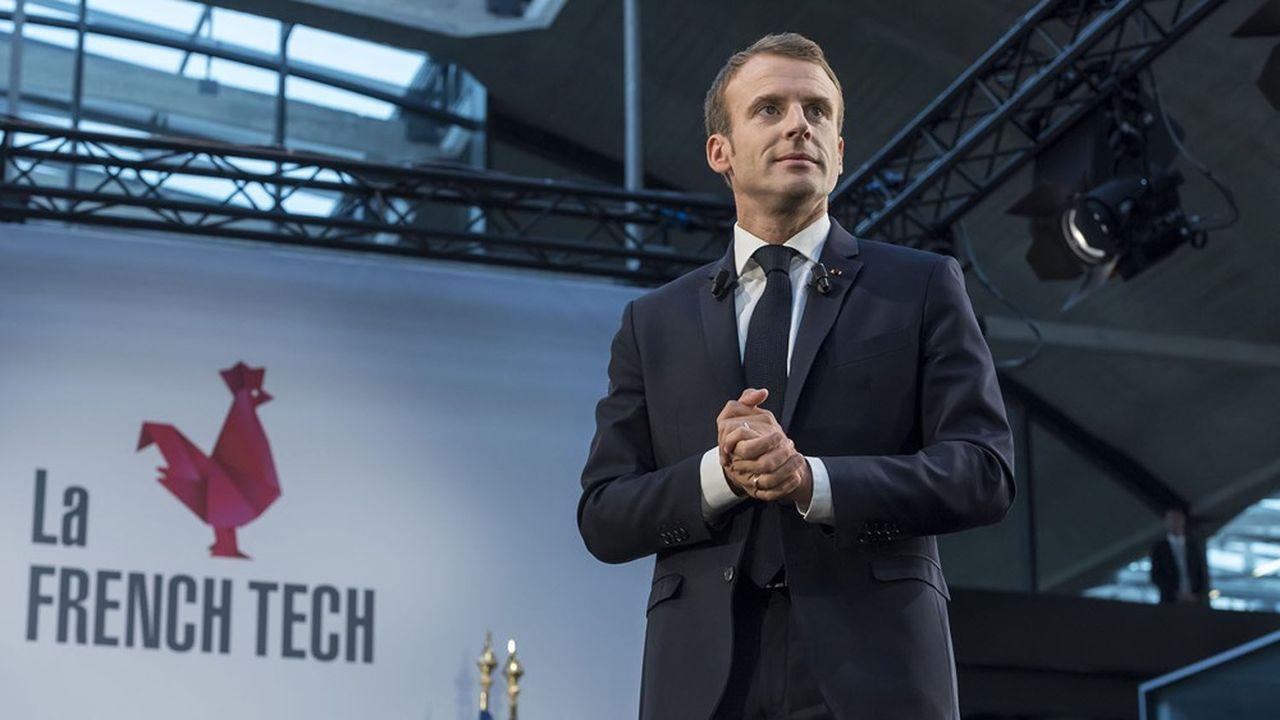 Emmanuel Macron multiplie les rencontres avec la French Tech depuis le début de son mandat. Ce soir, il reçoit une centaine de ses acteurs à l'Elysée pour préciser son engagement, mais aussi pour les appeler à leurs responsabilités.