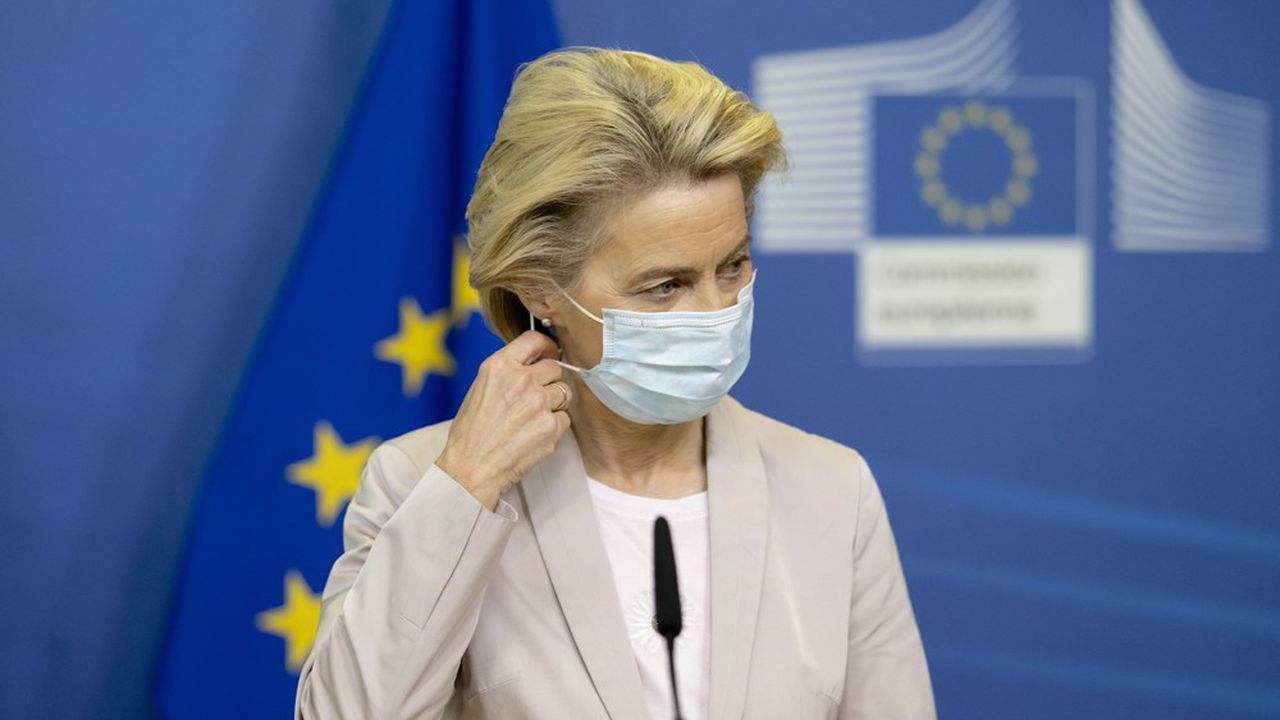 La présidente de la Commission européenne, Ursula Von der Leyen, veut accélérer la lutte contre le réchauffement climatique enEurope.