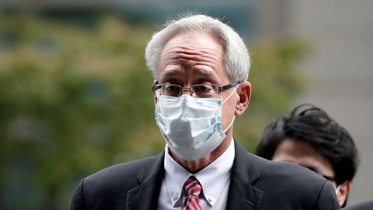 L'ancien avocat, qui «fête» ses 64 ans ce mardi, a calmement expliqué qu'il n'avait participé à aucune «conspiration criminelle» pour rémunérer secrètement Carlos Ghosn, comme l'affirme le procureur de Tokyo.