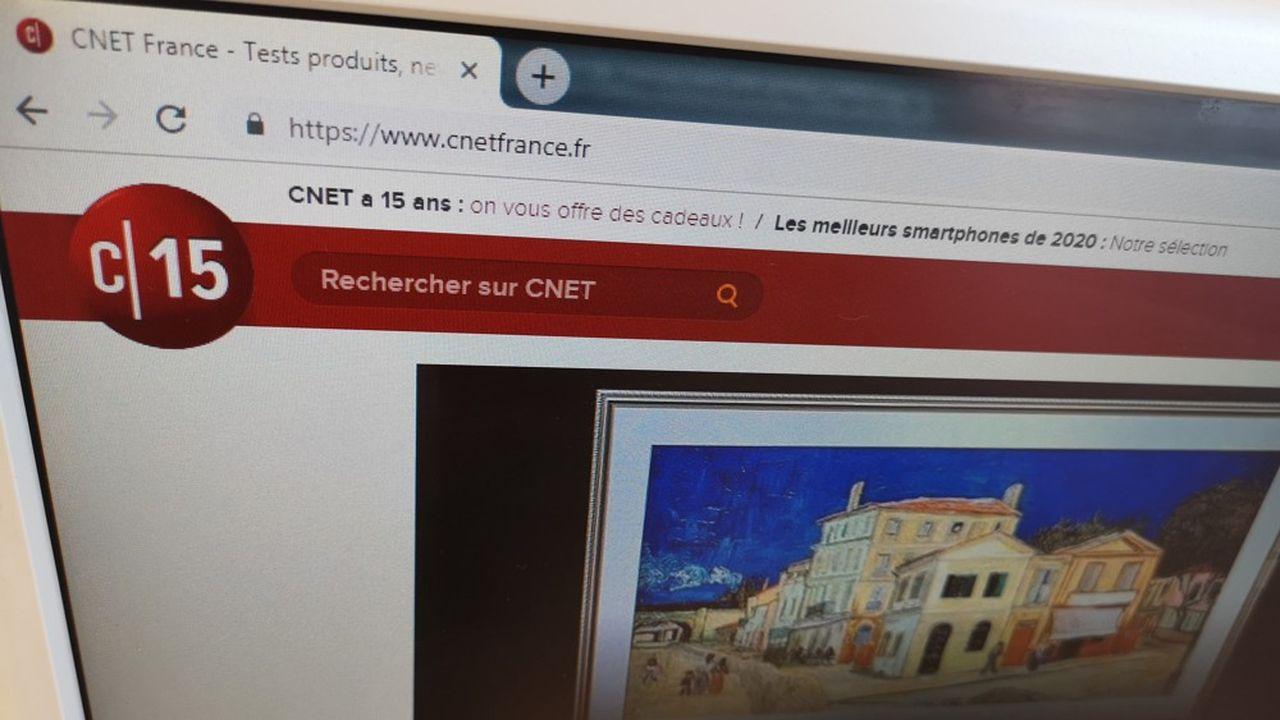 En France, c'est une filiale de TF1 qui opère le site CNET en s'acquittant d'une commission de marque.