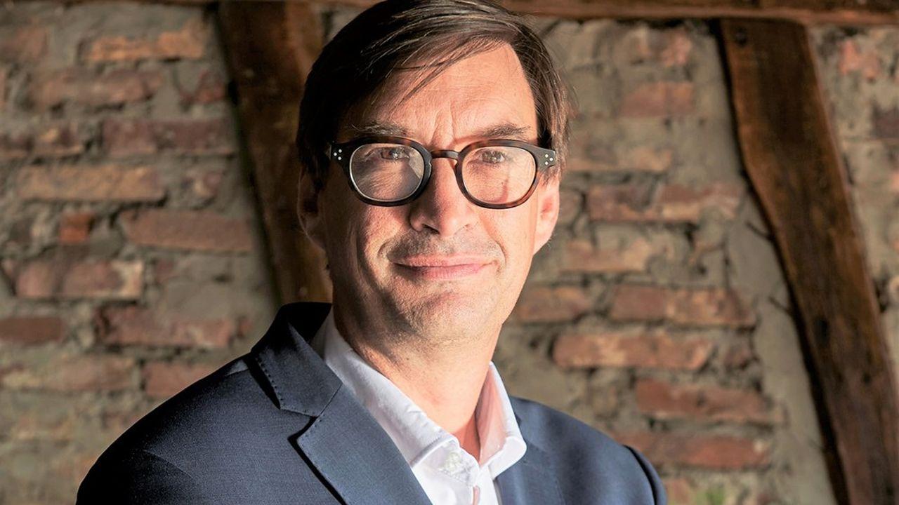 Sébastien Windsor, président des chambres d'agriculture.