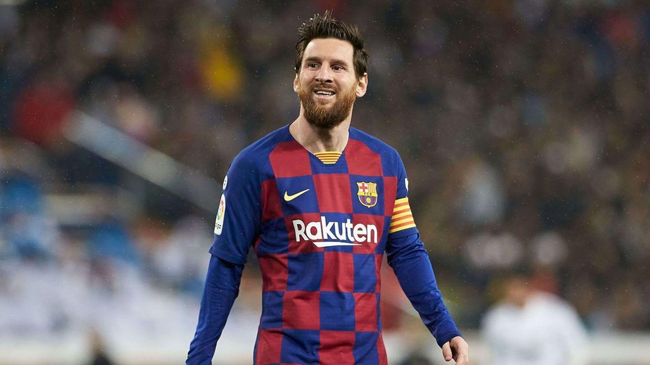 Lionel Messi sera le joueur de football le mieux payé en 2020.