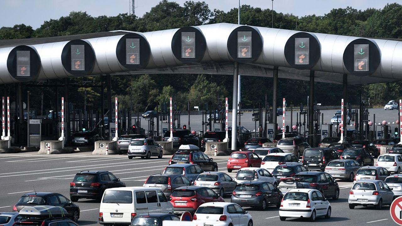 Le trafic autoroutier a fortement rebondi cet été.