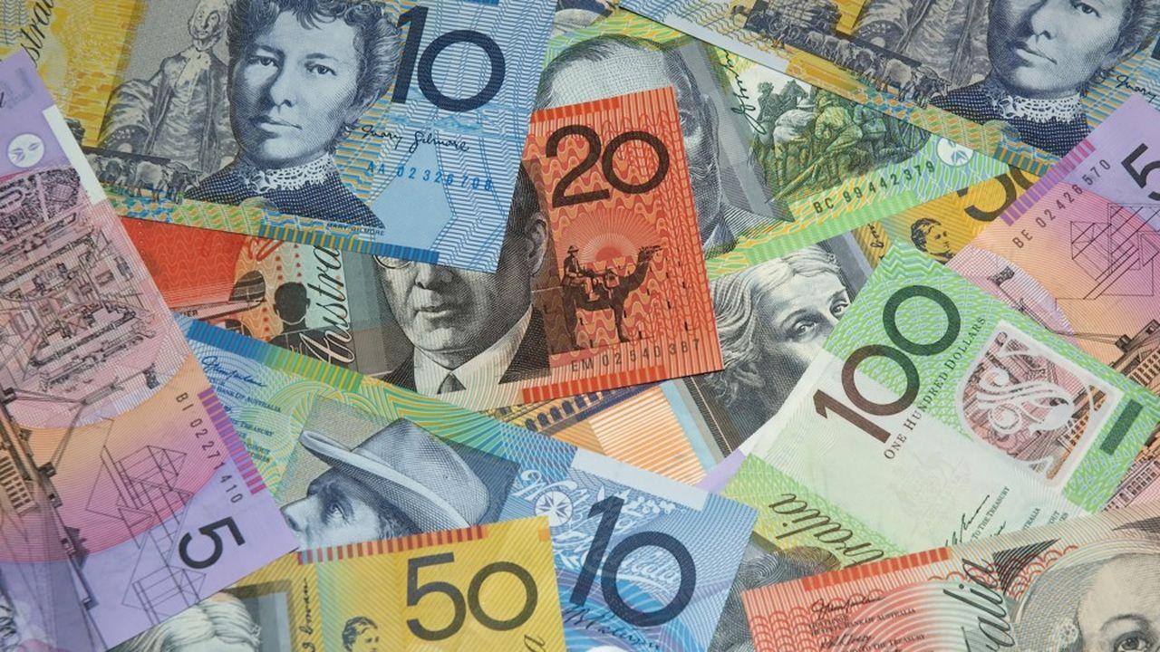 D'après la Reserve Bank of Australia, seulement 27 % des transactions ont été effectuées en espèces en 2019, alors qu'elles restaient de très loin le premier moyen de paiement en 2007