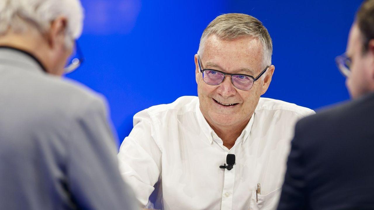 Antoine Flahault dirige l'Institut de Santé Globale à l'université de Genève.