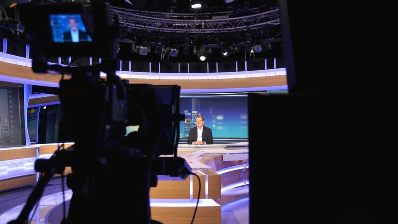 Jean Pierre Pernaut génère 5% du revenu publicitaire de la chaîne TF1 avec son 13heures.