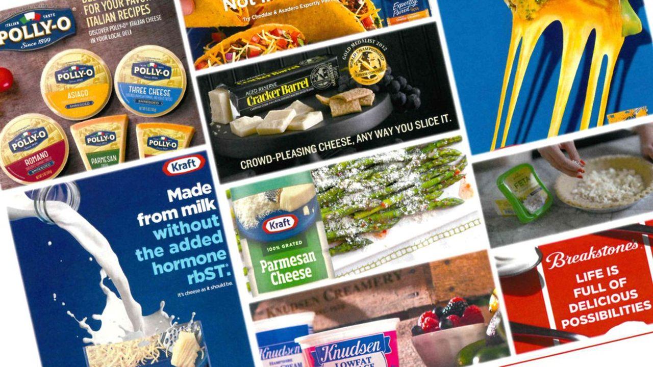 Lactalis achète les fromages naturels de Kraft Heinz, hors la marque Philadelphia et hors l'activité fondus sur le marché américain avec les marques Kraft, Breakstone's, Knudsen, Polly-O, Athenos, Hoffman's…