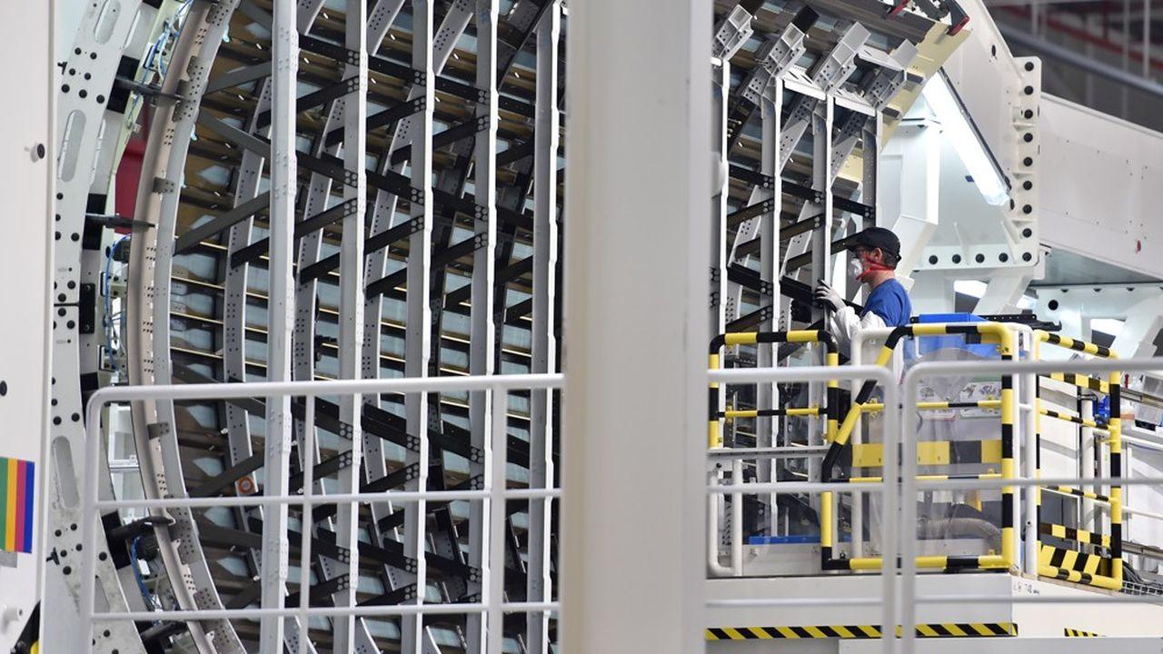 Airbus prévoit de supprimer 4.248 postes en France, et 15.000 à travers le monde.