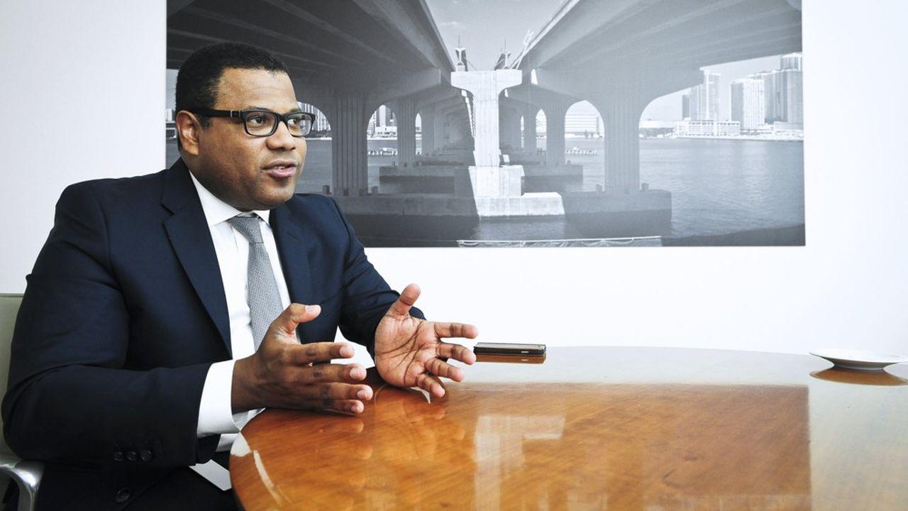 Thierry Déau, fondateur et président de Meridiam, société d'investissement spécialisée dans le financement et la gestion de projets d'infrastructures.