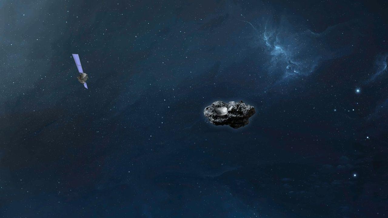 La communauté spatiale surveille actuellement plus de 21.000 astéroïdes géocroiseurs.