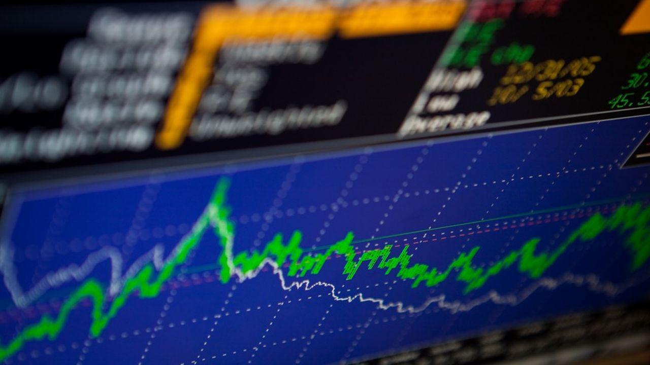 La pandémie qui a frappé l'Europe en début d'année a entraîné des mouvements spectaculaires en Bourse.