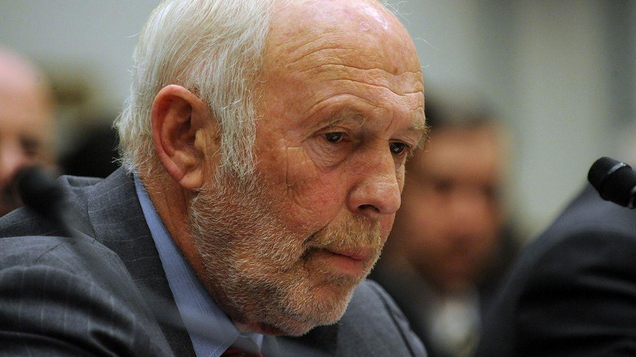 James Simons, le fondateur de Renaissance Technologies, le fonds le plus performant de l'histoire.
