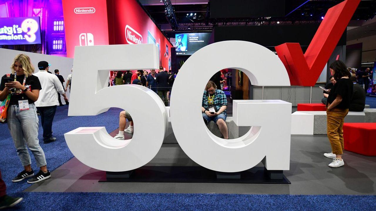 AT & T et T-Mobile ont annoncé avoir achevé la couverture des Etats-Unis, mais ces deux opérateurs proposent une technologie qui augmente à peine les débits de la 4G.