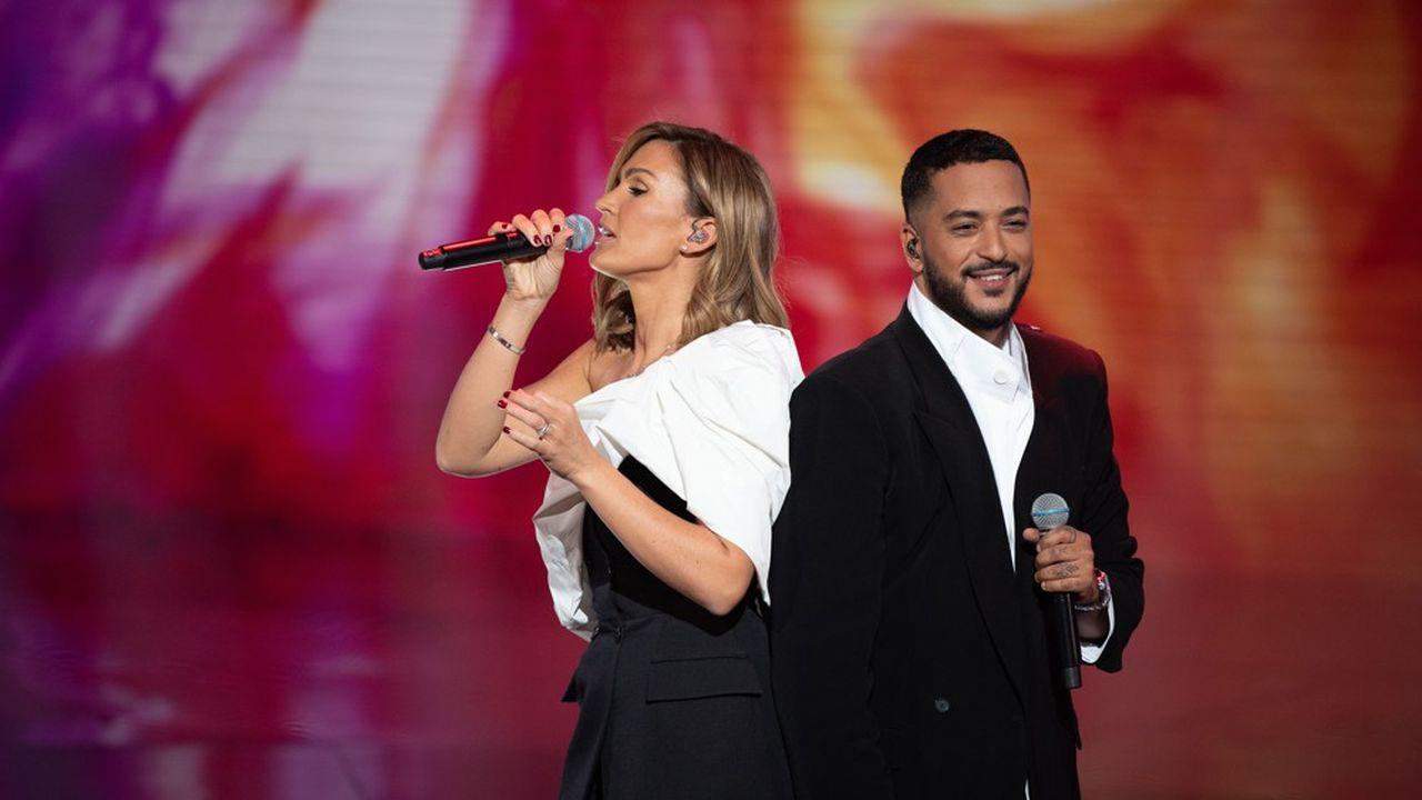 Vitaa &Slimane arrivent en tête des ventes d'albums avec «Versus».