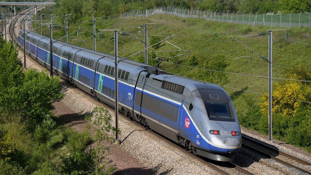 Les 6,5 kilomètres de la future liaison Roissy Picardie doivent faciliter la circulation des TGV entre les différentes branches du réseau ferroviaire.