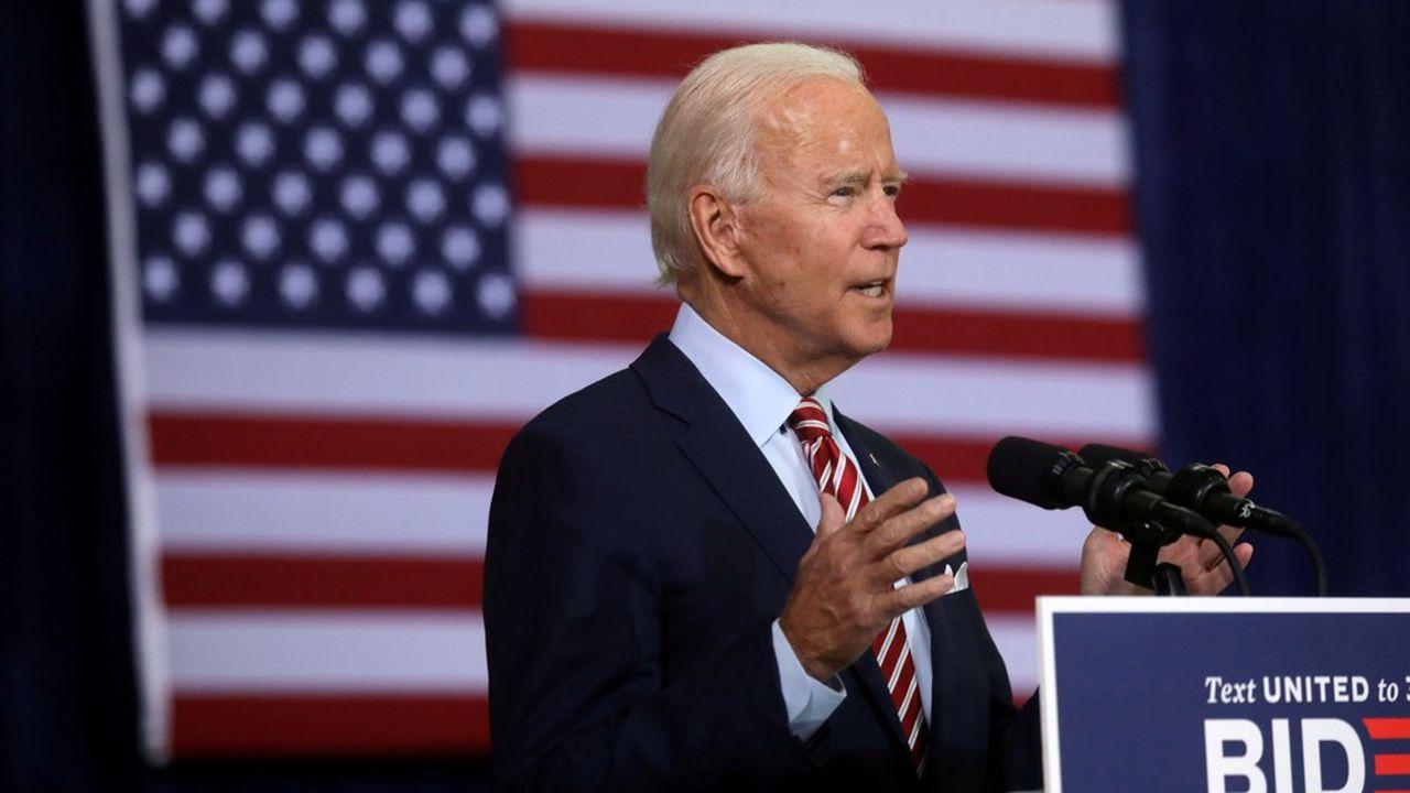 Joe Biden souhaite investir près de 2.000milliards de dollars de fonds fédéraux sur les dix prochaines années pour l'environnement et les énergies propres.