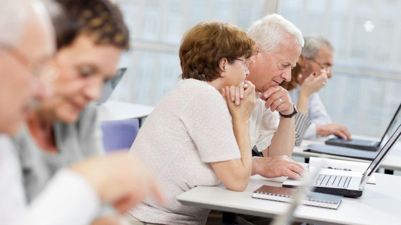 La formation aux technologies numériques est l'une des clés de sortie de crise pour éviter le chômage de masse selon Laurence Boone.