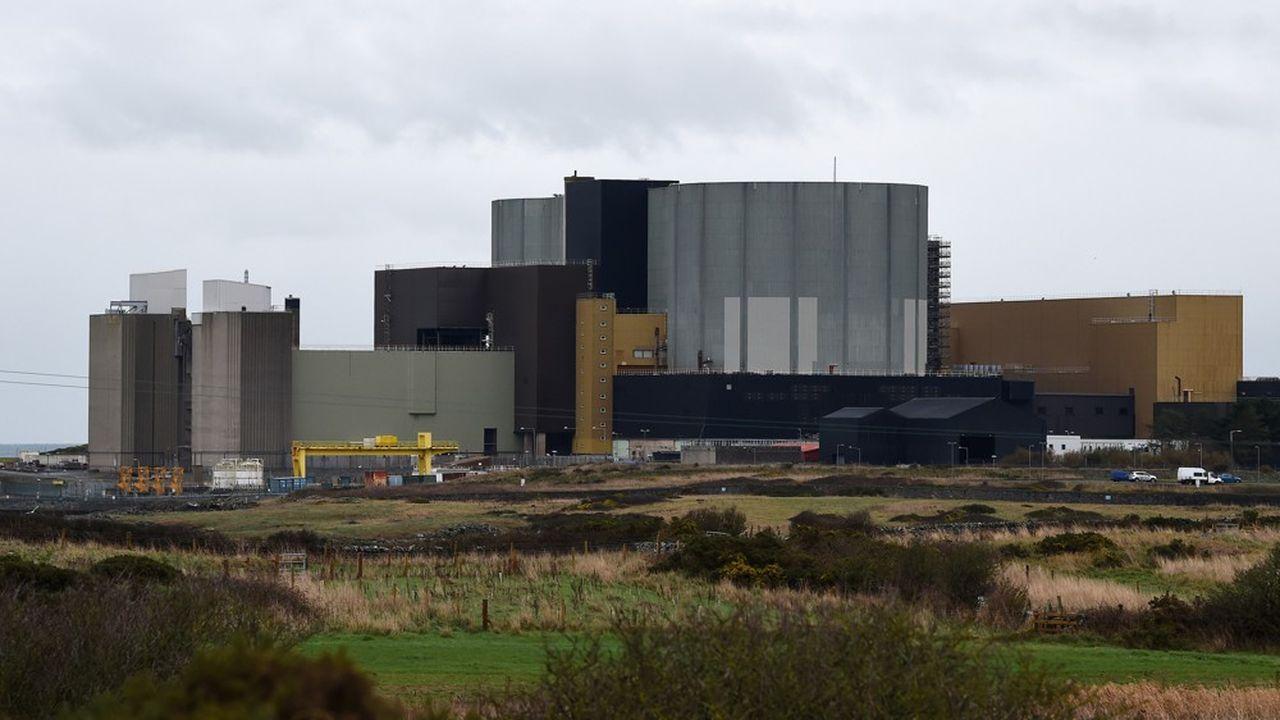 Hitachi entendait construire deux nouveaux réacteurs nucléaires à Anglesey, dans le nord du Pays de Galles