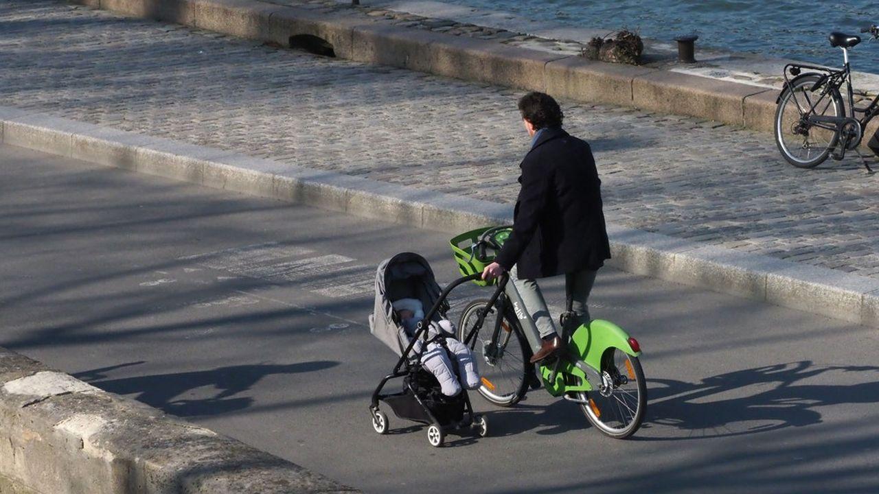 «Savoir bouger c'est important, mais avoir des pratiques de mobilité choisies et agréables, qui reposent davantage sur des modes de transport peu polluants, c'est mieux.»