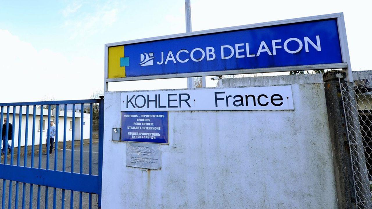La marque Jacob Delafon restera au sein du groupe Kohler et les fabrications de Damparis devraient être délocalisées dans les usines marocaines, indienne ou chinoise du groupe.