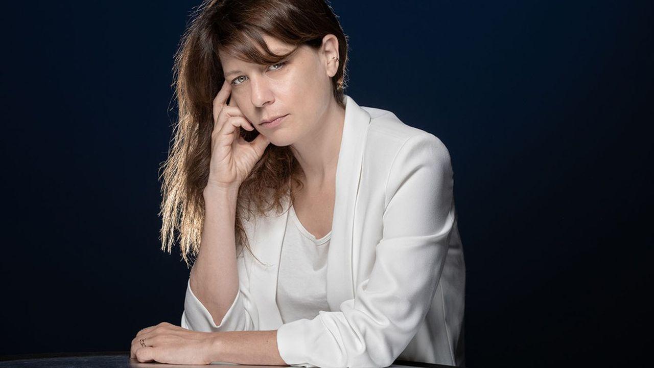 L'écrivaine, psychologue clinicienne et psychanalyste, frappe à nouveau un grand coup avec le tempétueux «Saturne»
