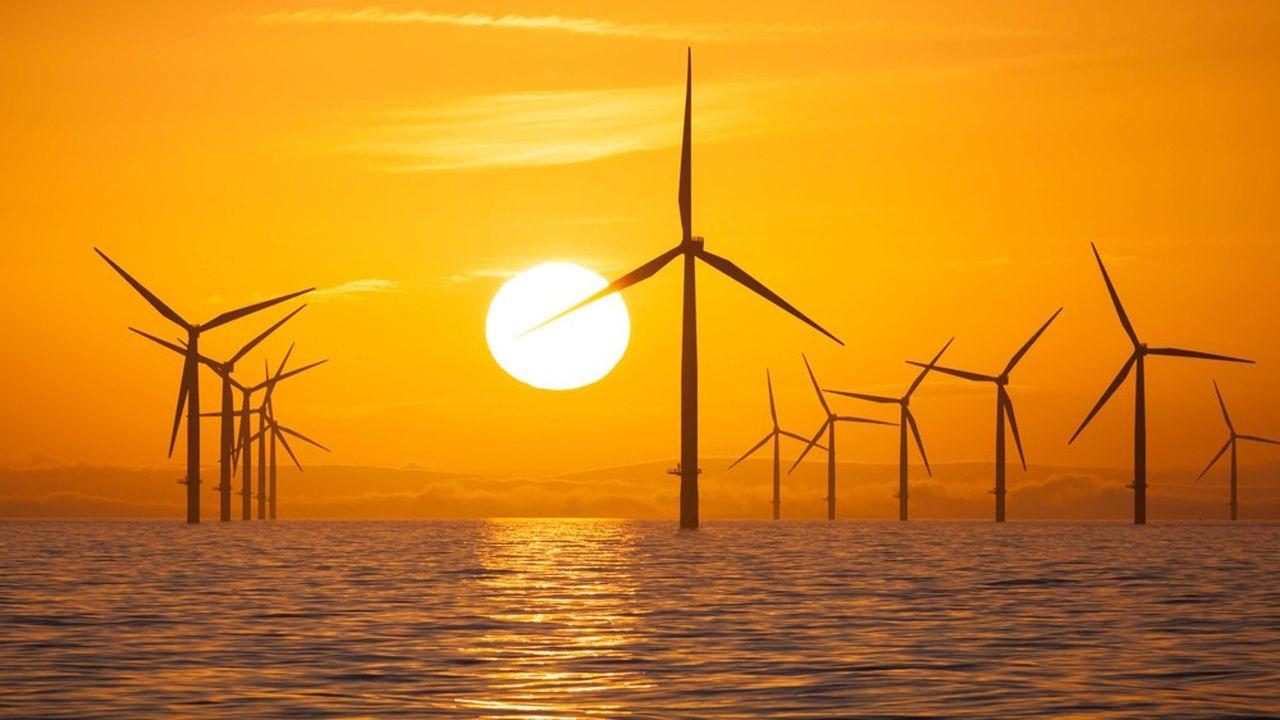 Les revenus des projets éoliens sont plus prédictibles que ceux issus du pétrole, car souvent associés à des contrats de long terme.