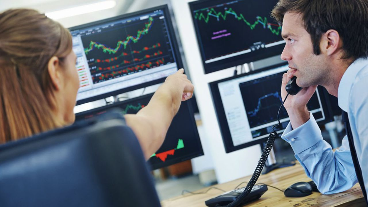 Les banques de Wall Street ont été le plus rapidement possible pour le retour de leurs employés en salle de marché.