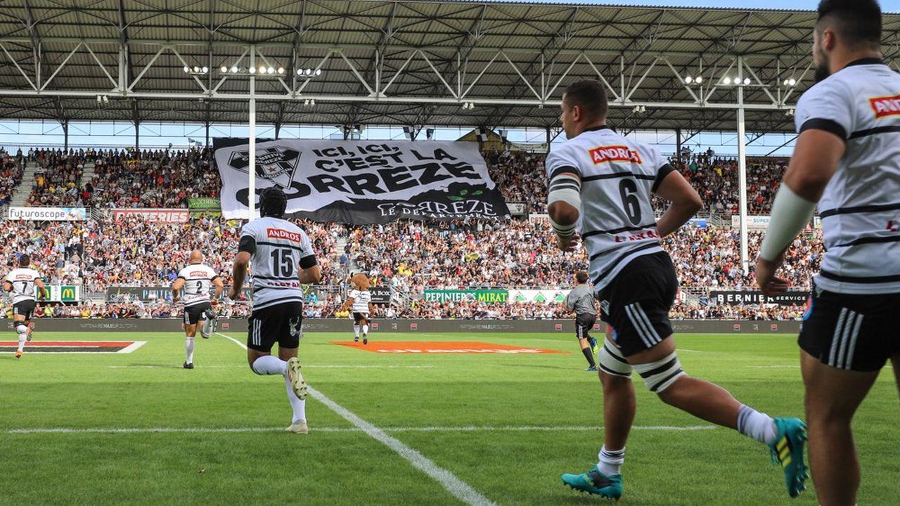 A Brive, des supporters ont créé en juillet dernier Aféciouna (« aficionados» en patois corrézien), une association qui a pour objectif de rentrer au capital du club.