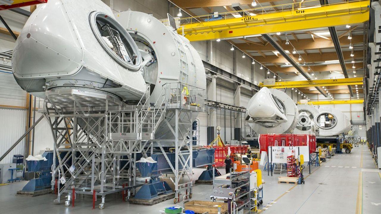 Une fois la production pour EDF bouclée, le site de General Electric, qui emploie 350 personnes, se dédiera à deux contrats remportés aux Etats-Unis et en Angleterre avec son éolienne géante l'Haliade X.