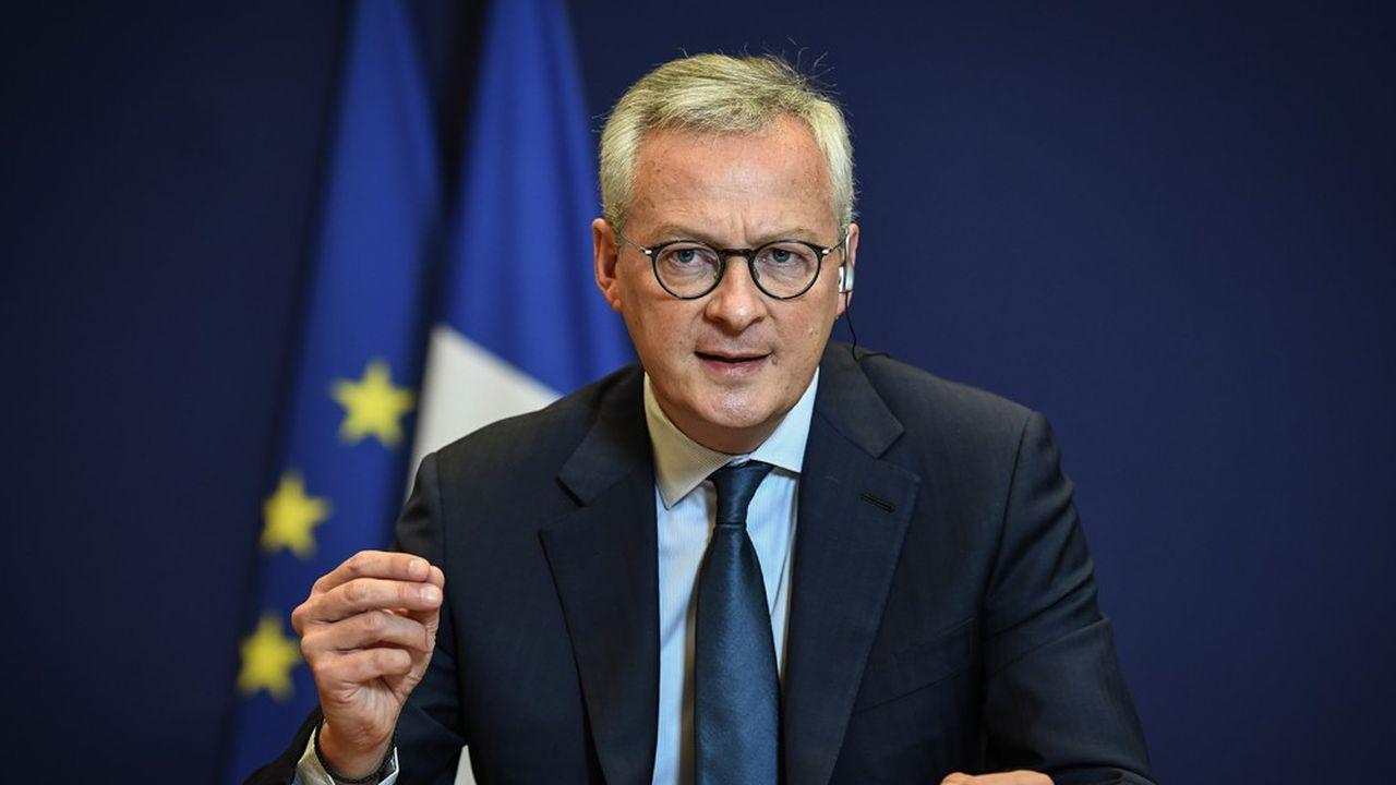 Bruno Le Maire a vivement critiqué la décision prise par Bridgestone de fermer son site de Béthune.