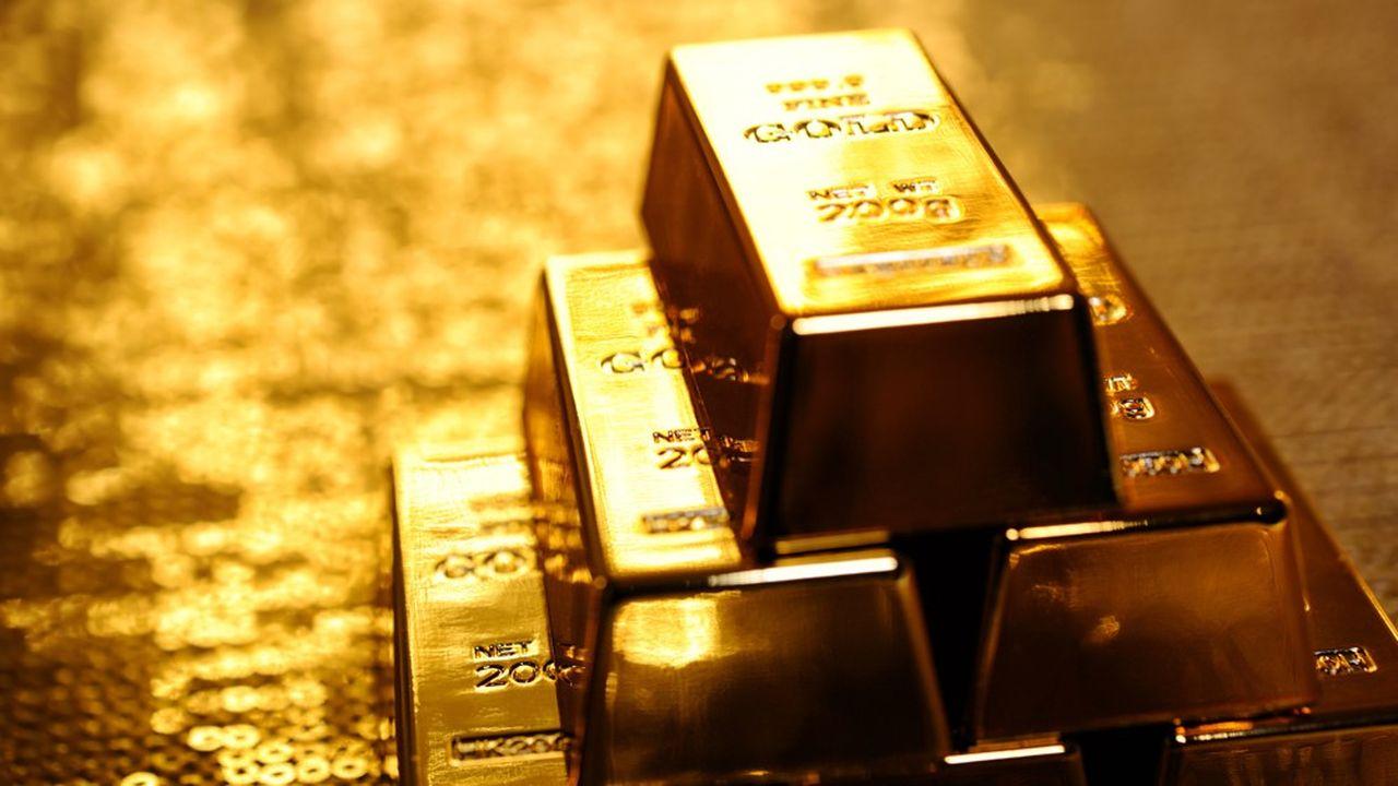 Le métal jaune a volé de record en record en 2020 et gagne quelque 26 % depuis le début de l'année.