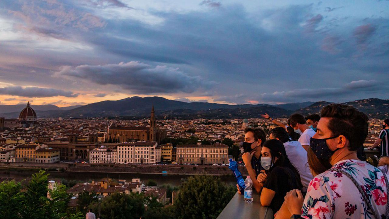 Florence est le prix à emporter pour le futur président de la région Toscane.