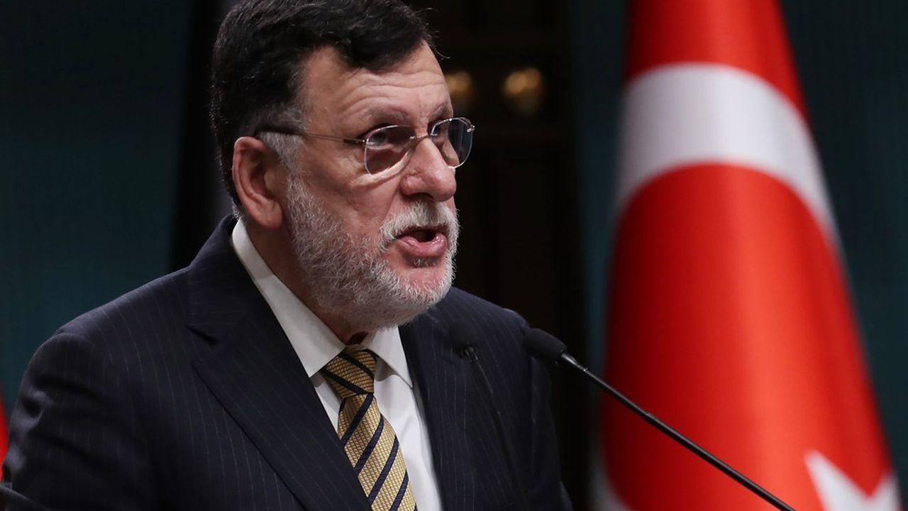 Le Premier ministre, Fayez al-Sarraj, se dit prêt à démissionner d'ici six semaines pour assurer un accord de paix entre les factions rivales du pays.