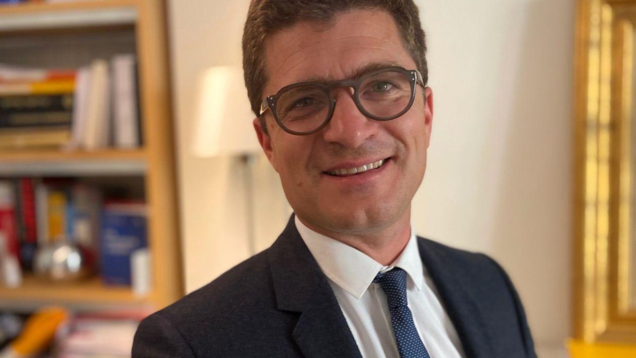 Antoine Germain, avocat de l'association de défense des investisseurs de Bio c'Bon (Adibio) : «Les produits financiers auxquels les épargnants ont souscrit ne sont pas illégaux».