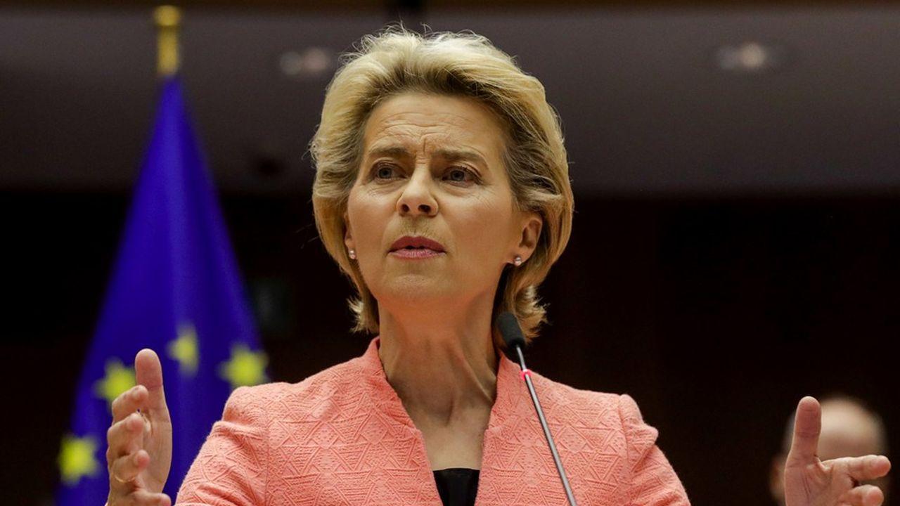 La présidente de la Commission, Ursula von der Leyen, estime qu'il est temps de s'asseoir à la table de négociation avec la Turquie.