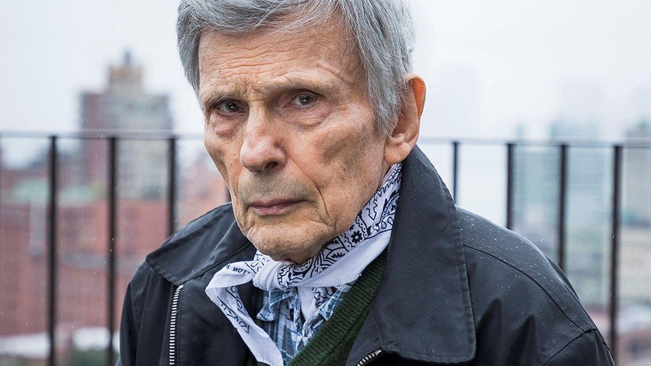 Jerome CHARYN , 83 ans et 29 romans policiers à son actif.