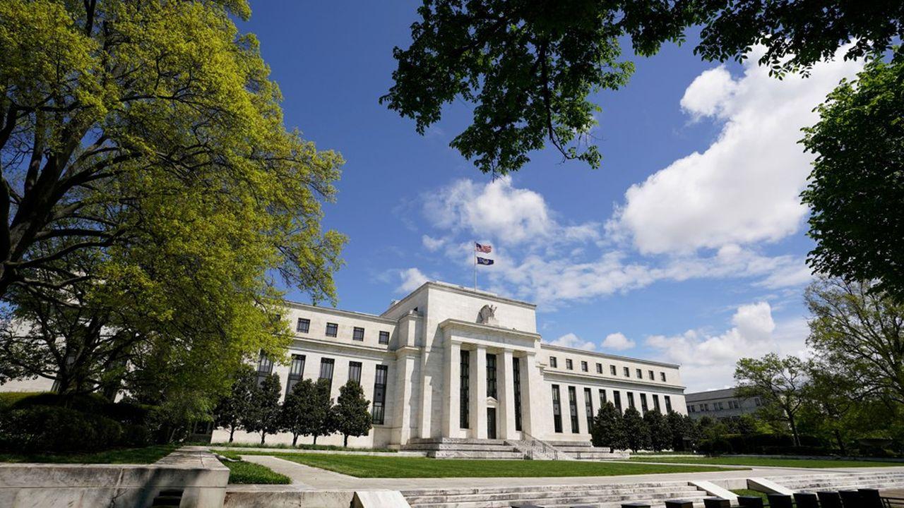 La Réserve fédérale américaine n'augmentera probablement pas ses taux avant au moins 2024.