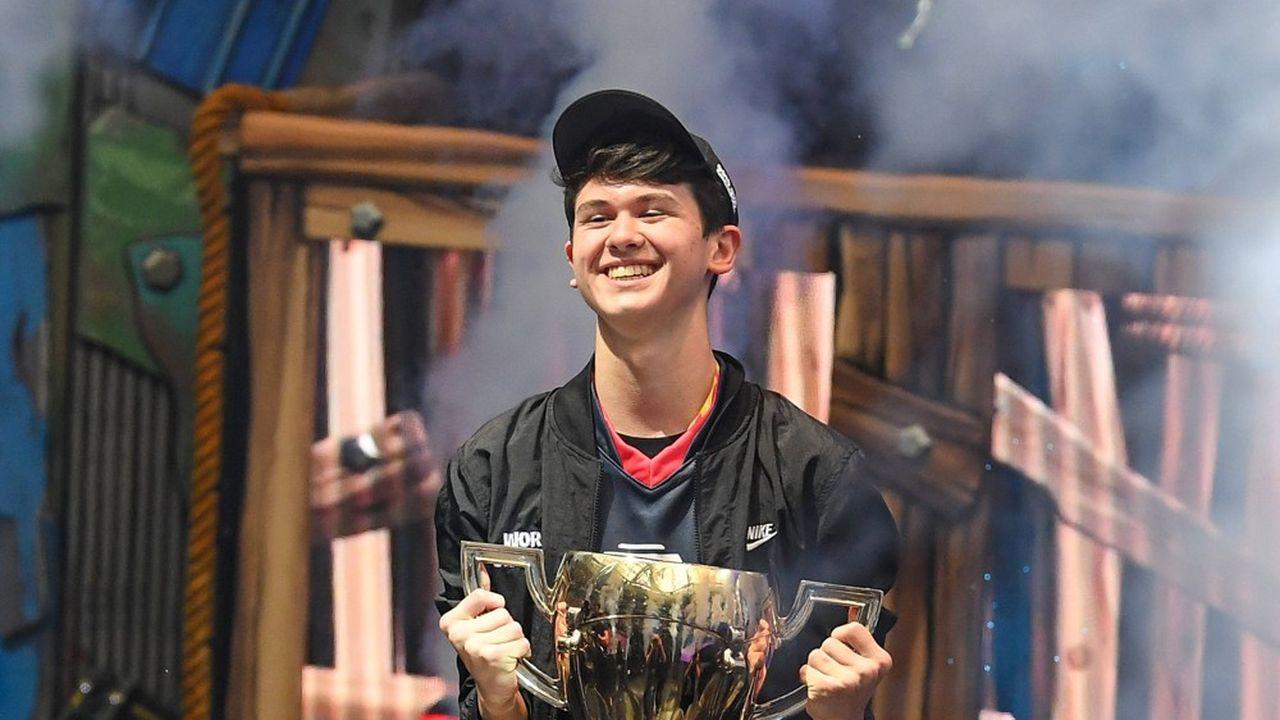 Bugha, le champion du monde de Fortnite