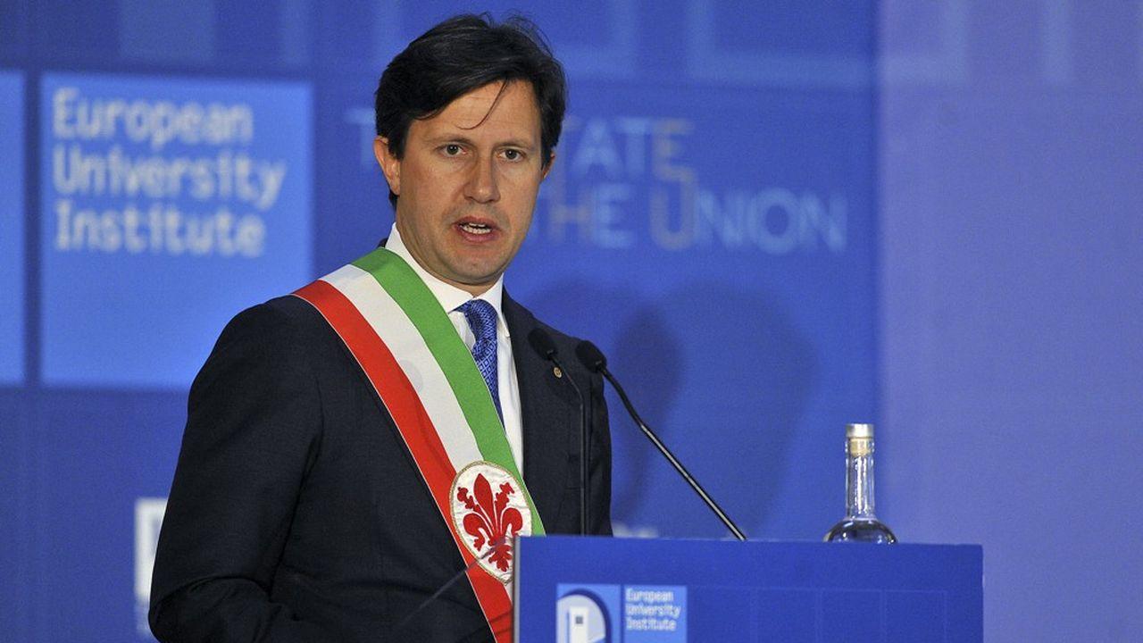 Dario Nardella, le maire de Florence, a lancé un plan stratégique baptisé «Florence renaît» pour doubler les investissements dédiés à l'environnement et repenser le centre historique.