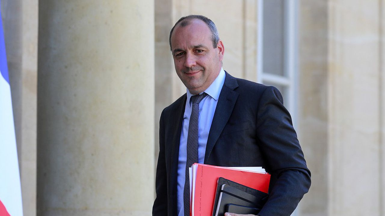 Laurent Berger, secrétaire général de la CFDT