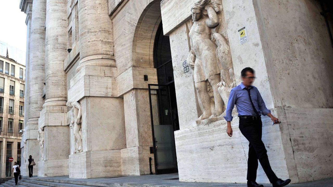 Dans la foulée de cette annonce, Euronext gagnait 3% sur les marchés, tandis que Deutsche Börse reculait de 0,4%.