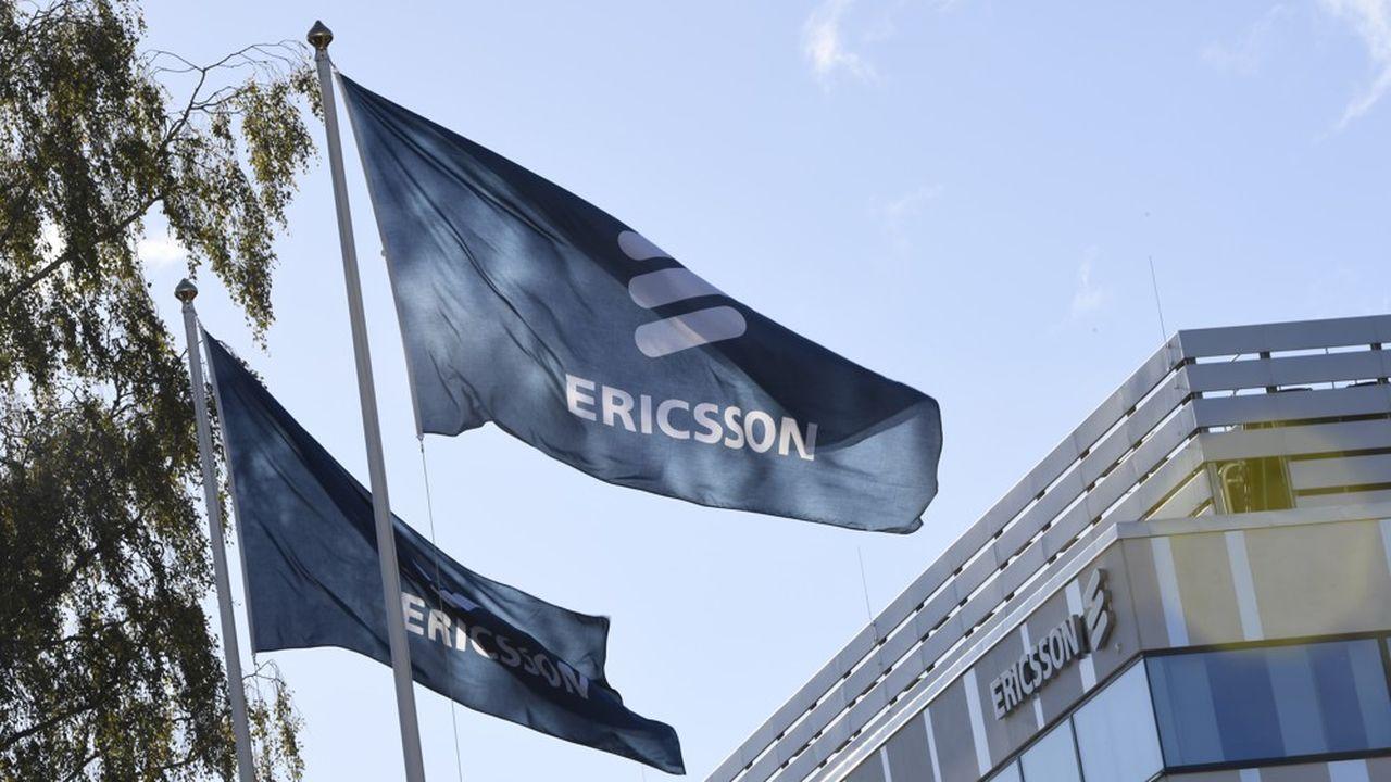Ericsson est l'un des troisgrands équipementiers télécoms mondiaux, aux côtés de Nokia et de Huawei.