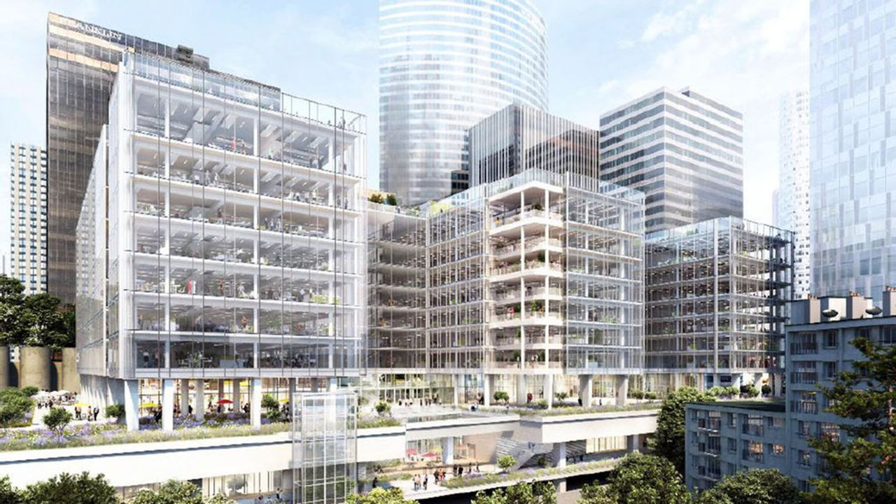Paris La Défense a signé fin juillet l'acte de vente avec AXA-IM Real Assets en vue de la réalisation du projet Altiplano.