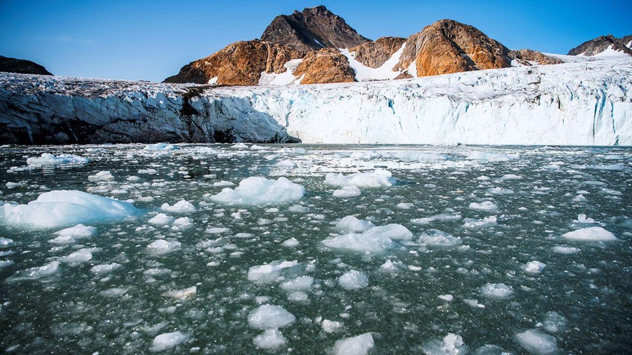 «Le Groenland est soumis à une zone de réchauffement climatique marquée par des saisons de fonte de plus en plus longues. D'ici à 2100, sa contribution à la montée des eaux sera comprise entre 1,5 et 14cm.»