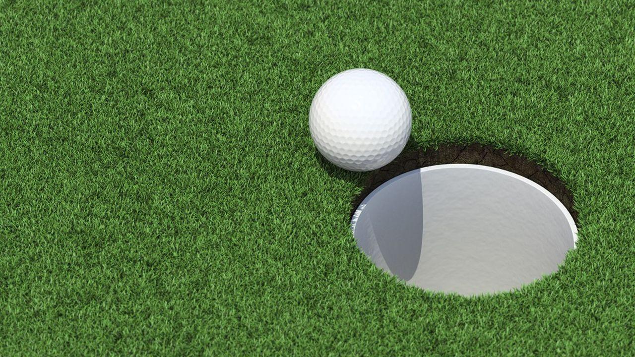 Le Golf International de Roissy s'étend sur 85 hectares.
