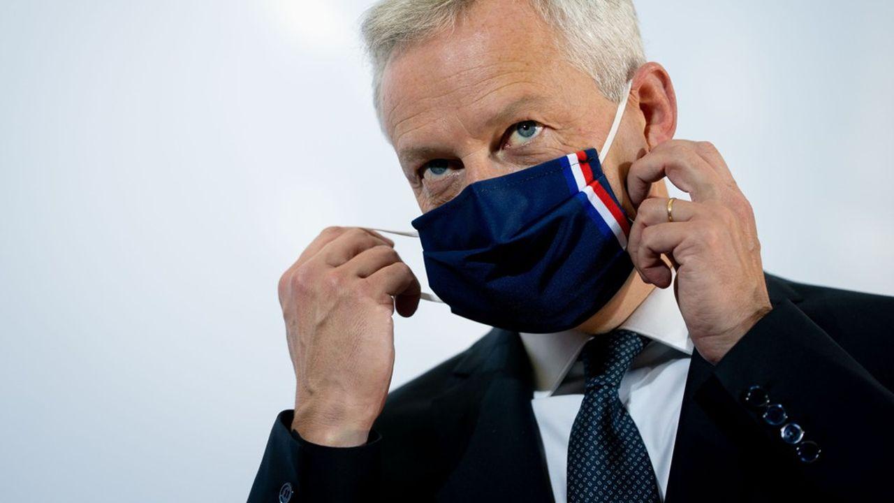 Cinquième dans l'ordre protocolaire du gouvernement, chargé du dossier crucial de la relance en période de crise économique aiguë, Bruno Le Maire n'est pas le premier ministre français testé positif au virus.