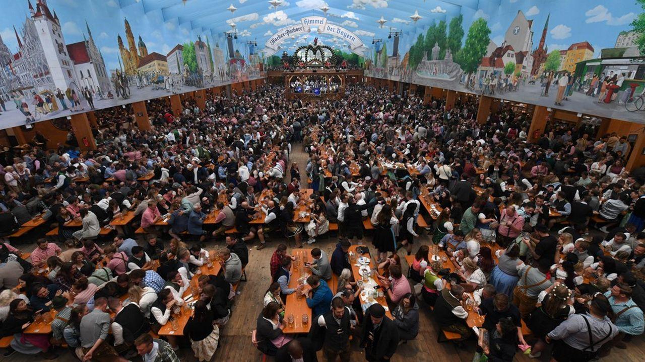 Privés de fête de la bière, les brasseurs allemands en pleine dépression