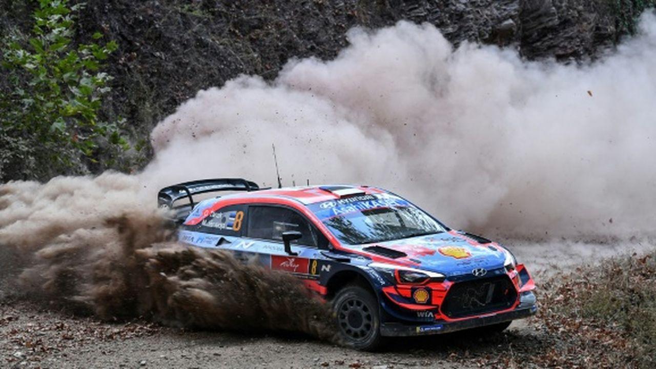 WRC: abandon de Tänak en Turquie dès la 3e spéciale