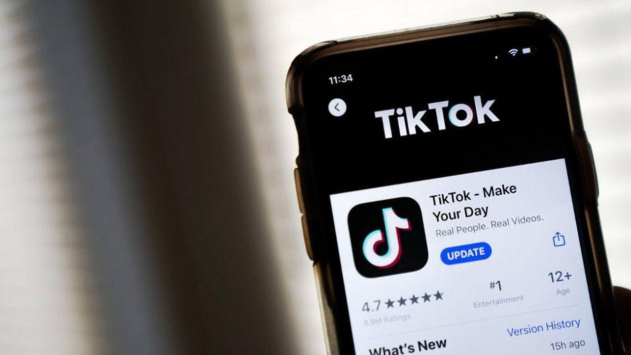 Le téléchargement de TikTok et WeChat interdit aux États-Unis dès dimanche